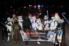 Henderson Winterfest Parade